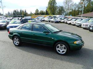 2000 Audi A4 for Sale in Lynnwood, WA