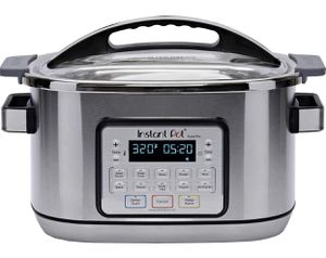Instant Pot Aura Pro Multi-Use Programmable Slow Cooker with Sous Vide, 8 Quart, No Pressure Cooking Functionality for Sale in Phoenix, AZ