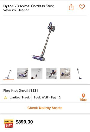 Brand New in Box - Dyson V8 Cordless for Sale in Hialeah, FL