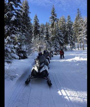 Leavenworth snowmobile tour tickets! for Sale in Leavenworth, WA