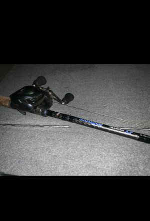 Dobyns champion 735 fishing rod for Sale in Atwater, CA