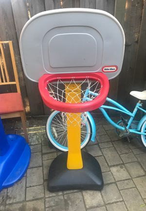 Basketball hoop for Sale in Mountain View, CA