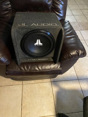 12 Speakers JL AUDIO $120 for Sale in Fresno, CA