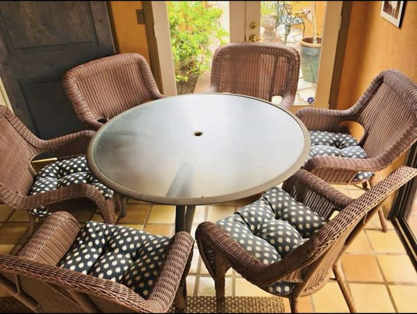 Patio Furniture With 6 Chairs For Sale In San Diego Ca