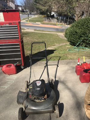 Lawn mower for Sale in Germantown, MD