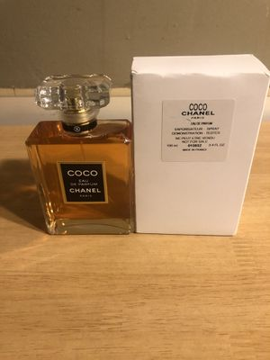 CHANEL COCO EAU DE PARFUM 3.4oz SPRAY w/ Tester Box (BRAND NEW) 100% AUTHENTIC! READY TO SHIP! WOMEN FRAGRANCE PERFUME (RETAIL $135) for Sale in Philadelphia, PA