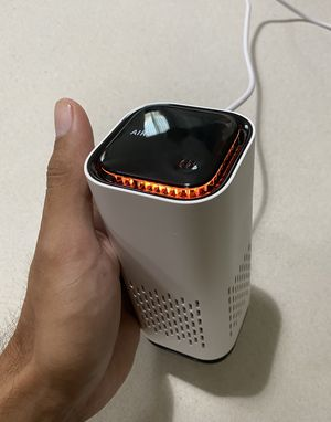 Mini portable air purifier capture airborne for Sale in North Miami Beach, FL