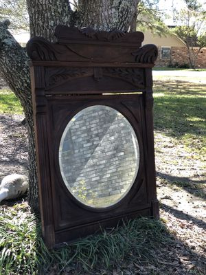 Vintage mirror for Sale in Beaumont, TX