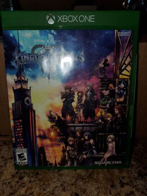 Xbox One - Kingdom Hearts for Sale in Bloomington, CA