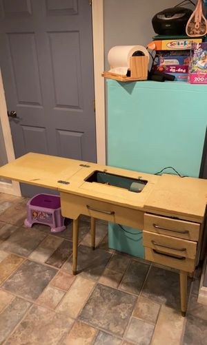 Antique sewing table for Sale in WILOUGHBY HLS, OH