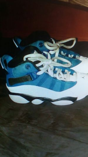 ef3bd949335e14 Jordan youth size 11 shoes for Sale in Goose Creek