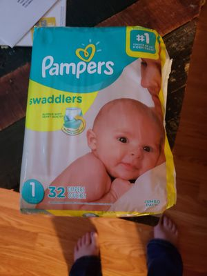 Pampers size 1 for Sale in Columbus, OH