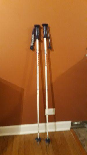 K2 Ski Poles 47in Long $10.00 for Sale in Glen Ellyn, IL