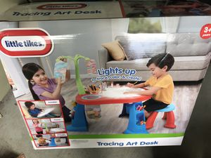 Kids tracing art desk for Sale in Plano, TX