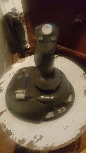 Microsoft joystick for pc for Sale in Norwalk, CA