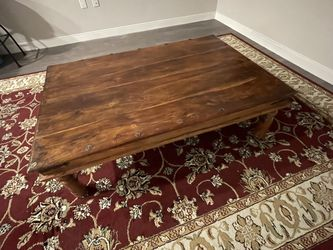 Wooden Coffee Table for Sale in Boston,  MA