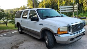 Clean title2000 Ford excursion for Sale in Gainesville, GA