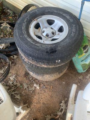 Jeep wrangler or Cherokee wheels for Sale in Powder Springs, GA