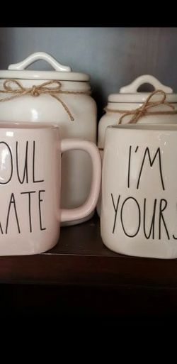 Rae Dunn Mugs for Sale in North Port,  FL