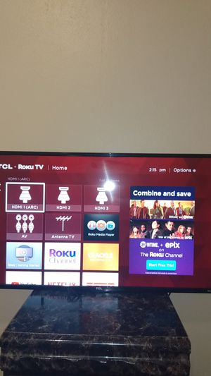 Roku tv TCL for Sale in Jacksonville, FL