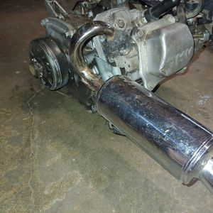 5.5 Honda engine with Gas Tank for Sale in Kirkland, WA