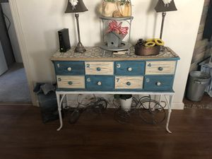Console cabinet for Sale in Fort McDowell, AZ