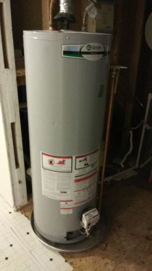 Water heater for sale 40 gallons call me {contact info removed} for Sale in Denver, CO