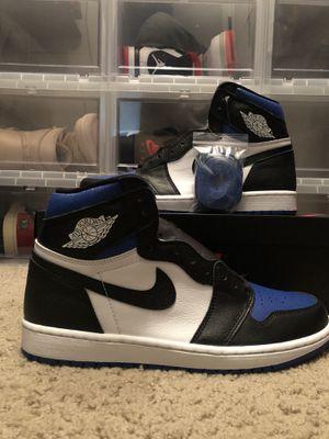 Jordan 1 Retro High OG Royal Toe for Sale in Blacksburg, VA