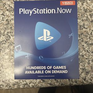 PlayStation Now for Sale in Los Angeles, CA