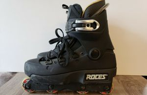 Roces Khuti aggressive inline skates SIZE 8 for Sale in Riverside, CA