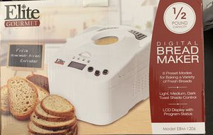 Digital Bread Maker for Sale in Cherry Hill, NJ