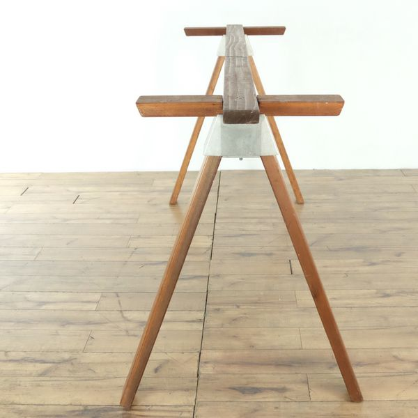 A Joint By Henry Wilson Contemporary Standing Desk Base (1019098)