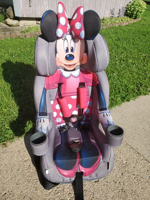 Mini mouse car seat for Sale in Franksville, WI