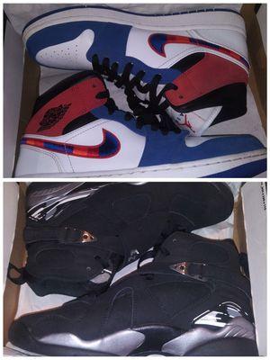 Air Jordan 1s and 8s for Sale in Violet, LA