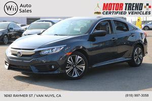 2016 Honda Civic Sedan for Sale in Los Angeles, CA