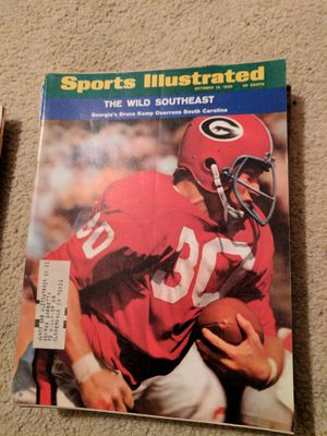 1969 sports illustrated Bruce Kemp for Sale in Corinth, ME