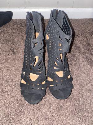 Black heels for Sale in Signal Mountain, TN