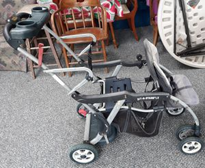 SIT 'N STAND stroller for Sale in Tacoma, WA