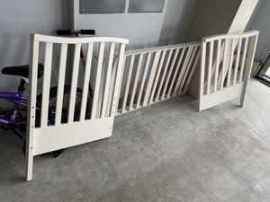 Baby crib attachments for Sale in Vancouver, WA