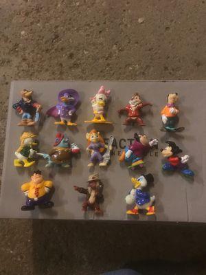 1991 Kellogs Disney Afternoon PVC lot of 13 of 24 set for Sale in Ypsilanti, MI
