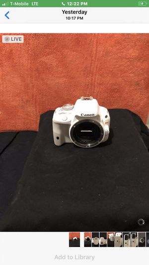 Canon Camera for Sale in Garden City, NY