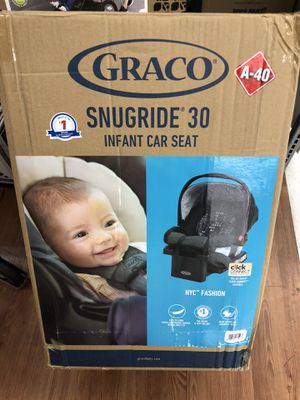 Graco infant car seat for Sale in Long Beach, CA
