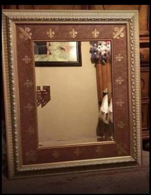 Wall Mirror Home Decoration 32' x 38' for Sale in Fort Worth, TX