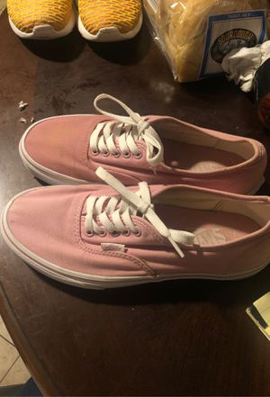 Vans pink shoes for Sale in Los Angeles, CA