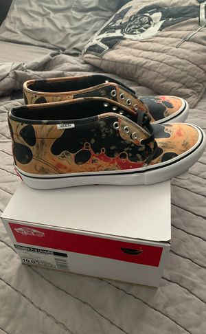 Supreme vans chukka pro for Sale in Katy, TX