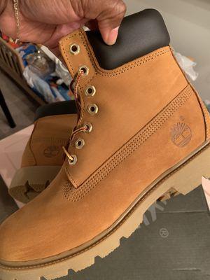 Timberland Boots size 8 men's ( women 9.5) for Sale in Wilmington, DE