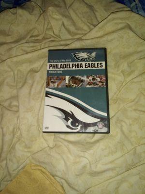 Brand new Philadelphia Eagles dvd for Sale in Philadelphia, PA