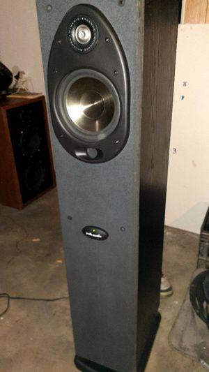 Polk audio tower speaker for Sale in Strawberry Plains, TN