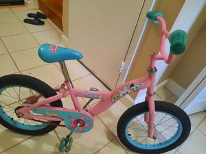 Girls bike size 20 for Sale in Reston, VA