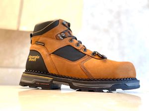 Work boots construction men's boots ! Brand New ! Sizes #9.5, 10,10.5! Limited edition for Sale in Lodi, NJ